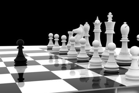 El ajedrez, como símil del concepto estrategia (Fuente: https://alexrayondotes.files.wordpress.com/2016/07/3fa63-ajedrez.jpg?w=739&h=494)